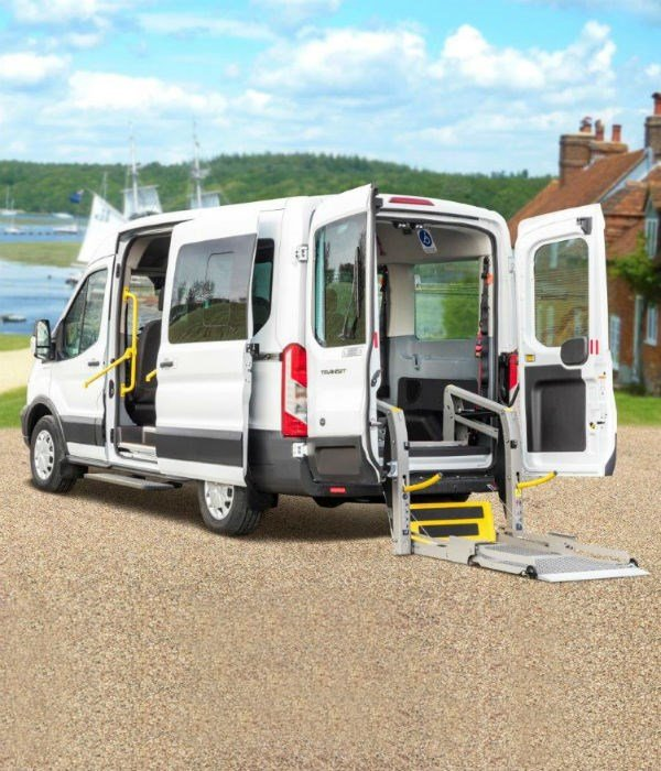 New and Low Mileage Minibuses for Education & Charities