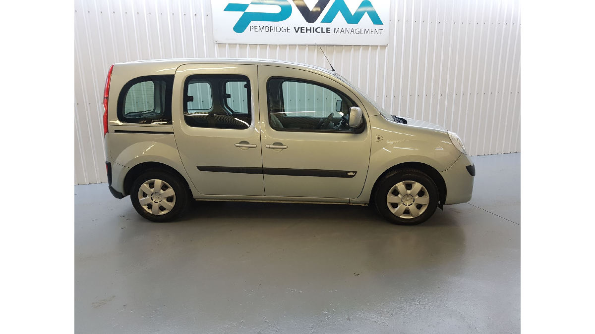 Renault Kangoo WAV Manual £6,995