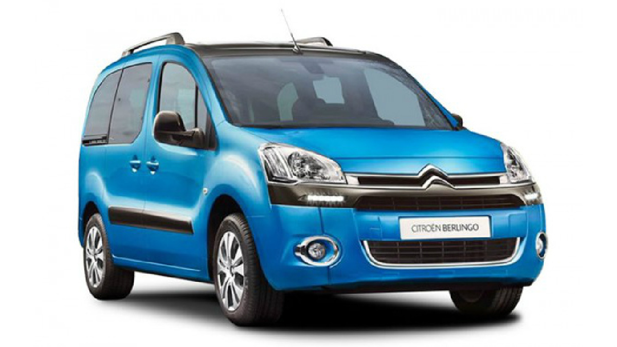 Citroen Berlingo WAV