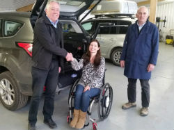 Allison Collins recommends Pembridge Vehicle Management for Motability and adaptations